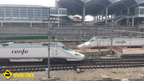 Renfe pone mas trenes ALVIA entre Madrid y Cádiz
