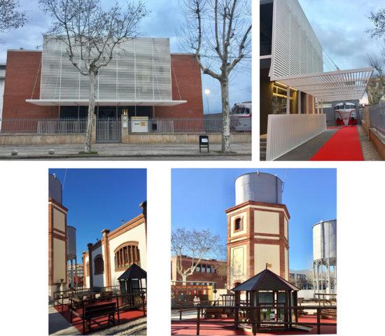 El Museo del Ferrocarril de Cataluña reabre sus puertas con sus instalaciones renovadas