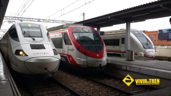 Renfe transportó 487,9 millones de viajeros en 2017
