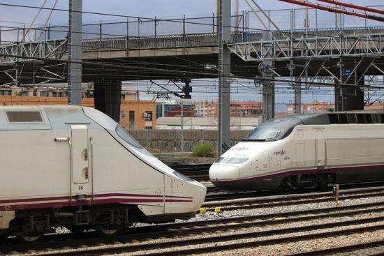 Renfe amplia el servicio entre Madrid y Andalucía de cara a Semana Santa y verano