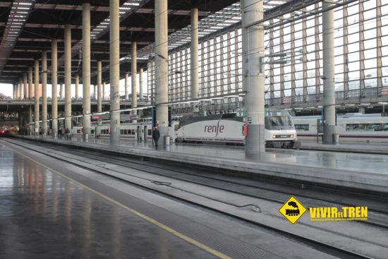 Suspensión temporal del tráfico ferroviario con origen/destino Algeciras por obras