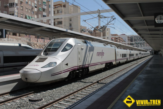 Tren Corredor Mediterráneo