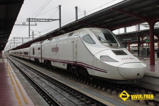 Nuevo servicio ALVIA entre Madrid, Murcia y Cartagena