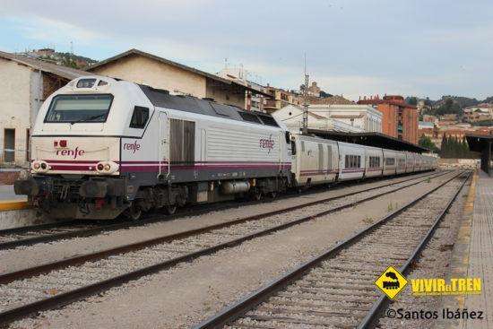Renfe recupera el Talgo Granada – Madrid a la espera de la llegada del AVE