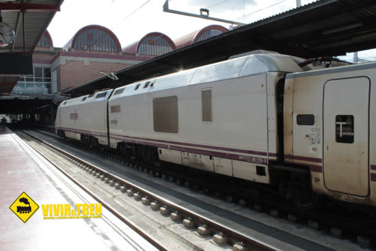 Renfe pone un segundo Alvia y recorta el tiempo de viaje entre Madrid y Murcia
