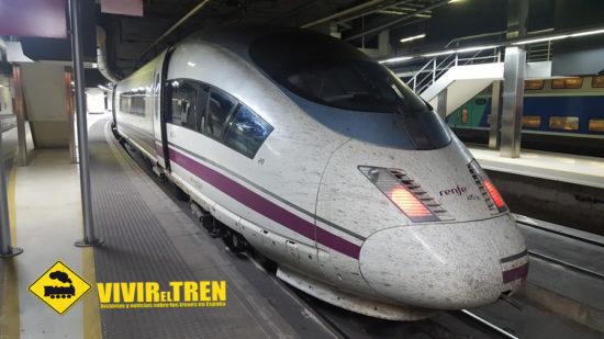 Renfe programa trenes AVE chárter desde Valencia y Barcelona a Sevilla para la Final de la Copa del Rey