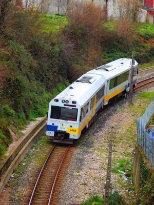 Tren Feve Asturias