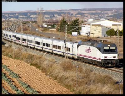 Tren Altaria