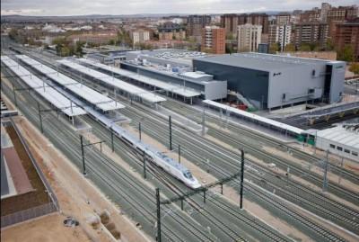 Estación AVE Albacete