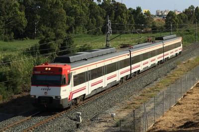 tren cercanias malaga