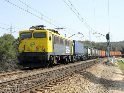 tren mercancias