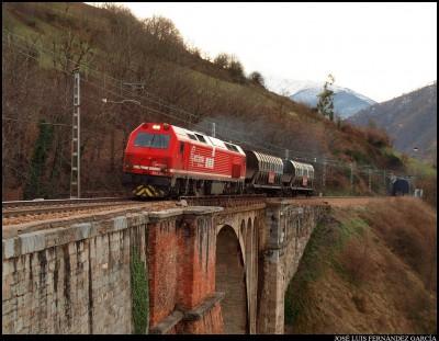 tren pajares