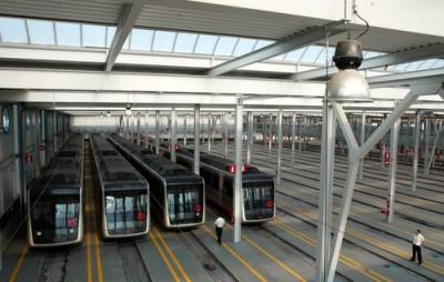 cocheras metro bilbao
