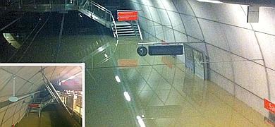 inundacion metro bilbao