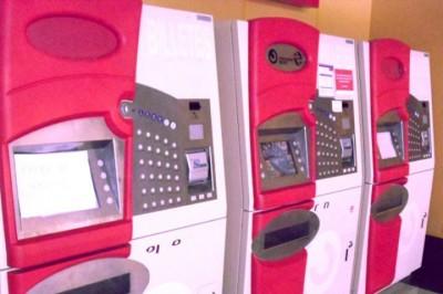 maquinas estacion warner