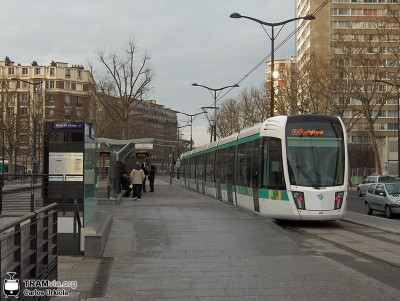 tranvia paris