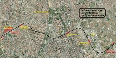 proyecto tunel pasante valencia