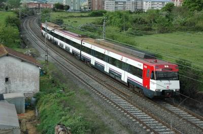 tren cercanias bilbao