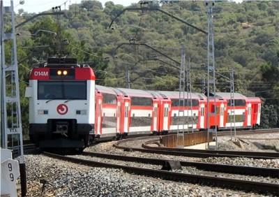 tren cercanias madrid
