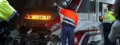 accidente tren Barcelona Clot