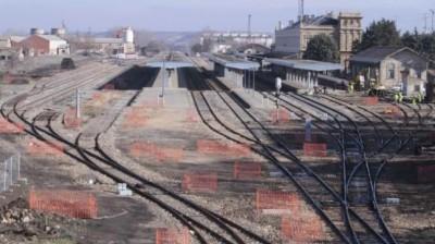 obras estación Zamora
