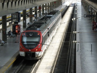 tren Cercanías Sevilla