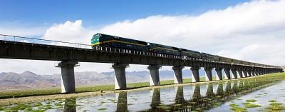 tren Qinghai Tibet