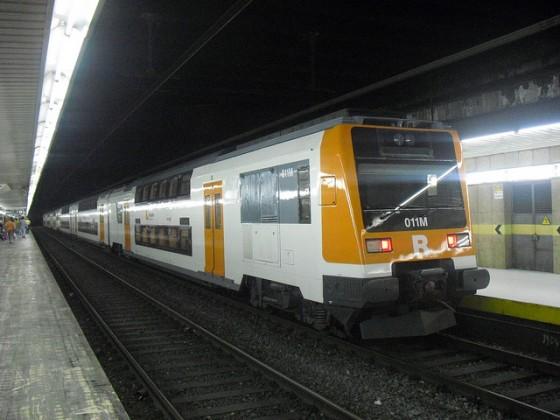 Rodalies Cataluña doble composición