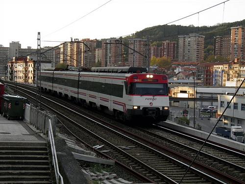 Tren Cercanías
