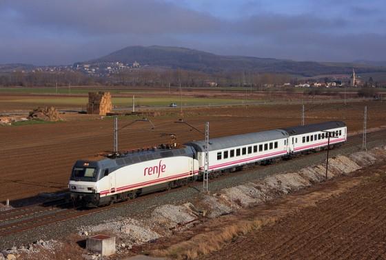 Tren DIURNO Salamanca