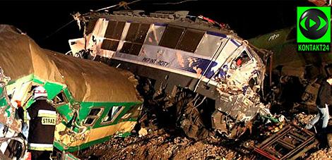 accidente ferroviario Polonia