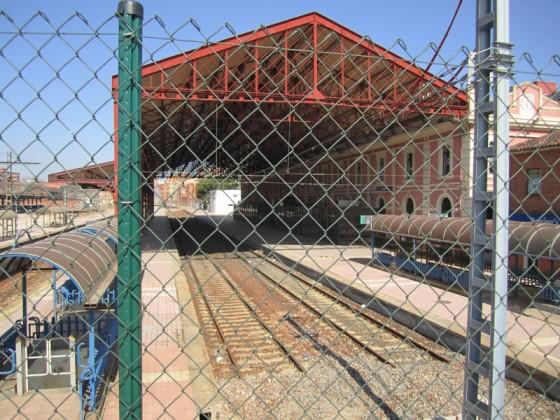 antigua estación León
