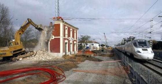 antigua estación Pinar de Antequera