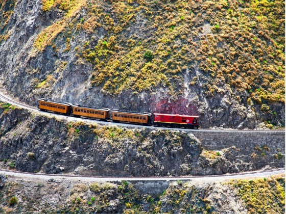 ferrocarril Ecuador
