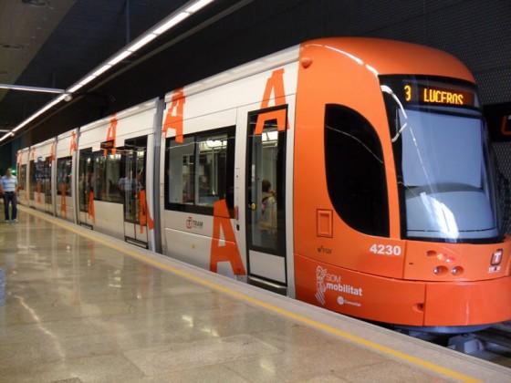 TRAM Alicante Luceros