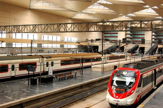 Tren Cercanías y Media Distancia