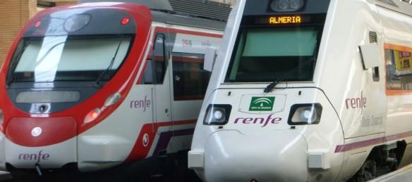 Tren Cercanías Media Distancia