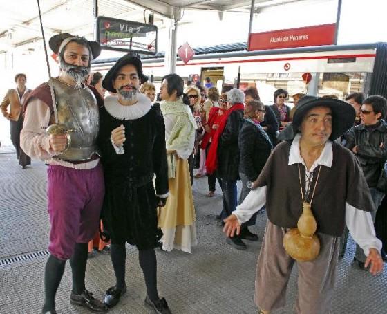 Tren de Cervantes