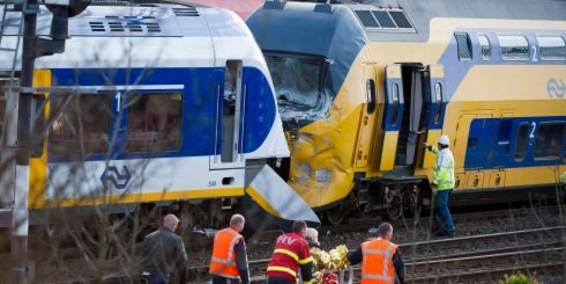 choque trenes Amsterdam