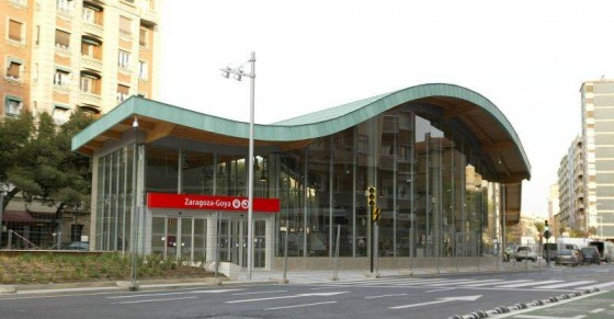 estación de Cercanías Goya Zaragoza