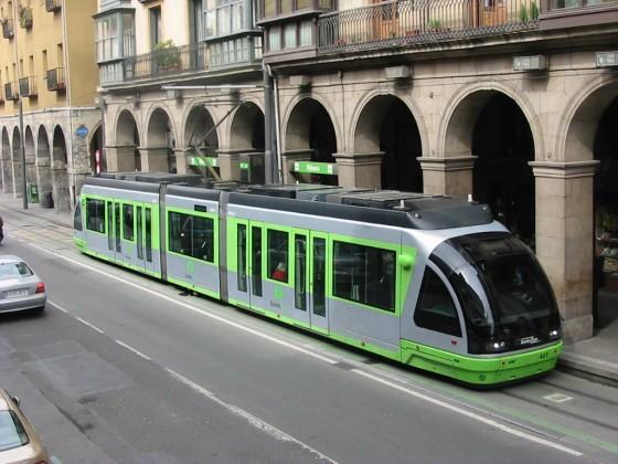 Mañana entra en servicio el tramo Hospital – La Casilla del tranvía de Bilbao