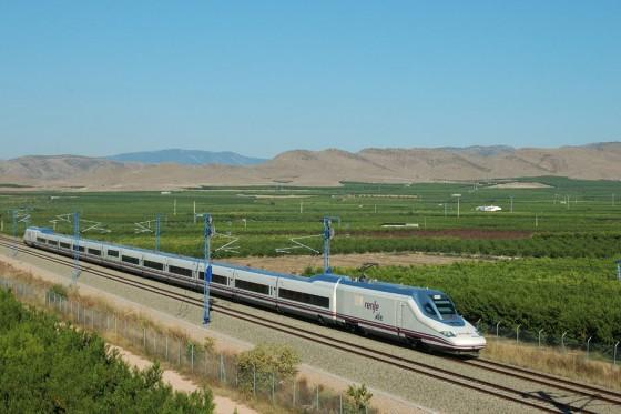 tren Alta Velocidad