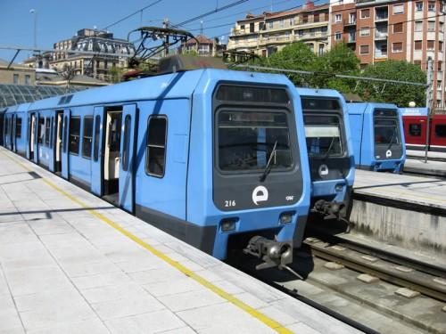 Euskotren San Sebastián