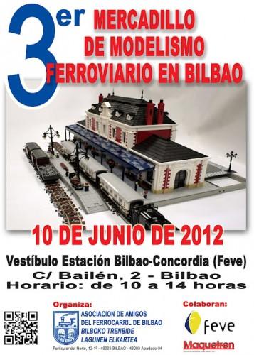 III Mercadillo Ferroviario Bilbao