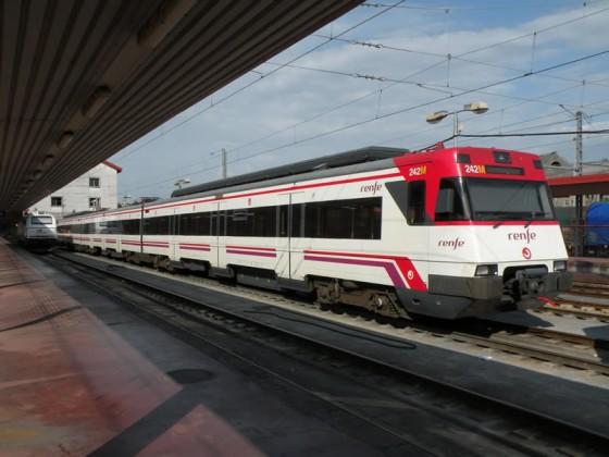 La tarjeta Lurraldebus se podrá usar para la compra de billetes de RENFE Cercanías
