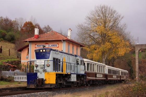 Tren Histórico FEVE