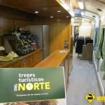 Cafeteria Tren Estrella del Cantábrico