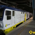 Máquina Tren Estrella del Cantábrico