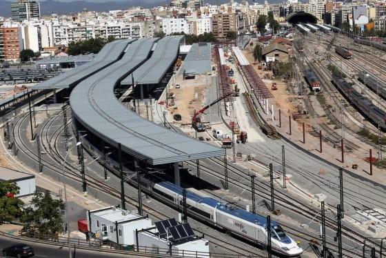 estacion AVE Valencia