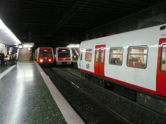 trenes FGC